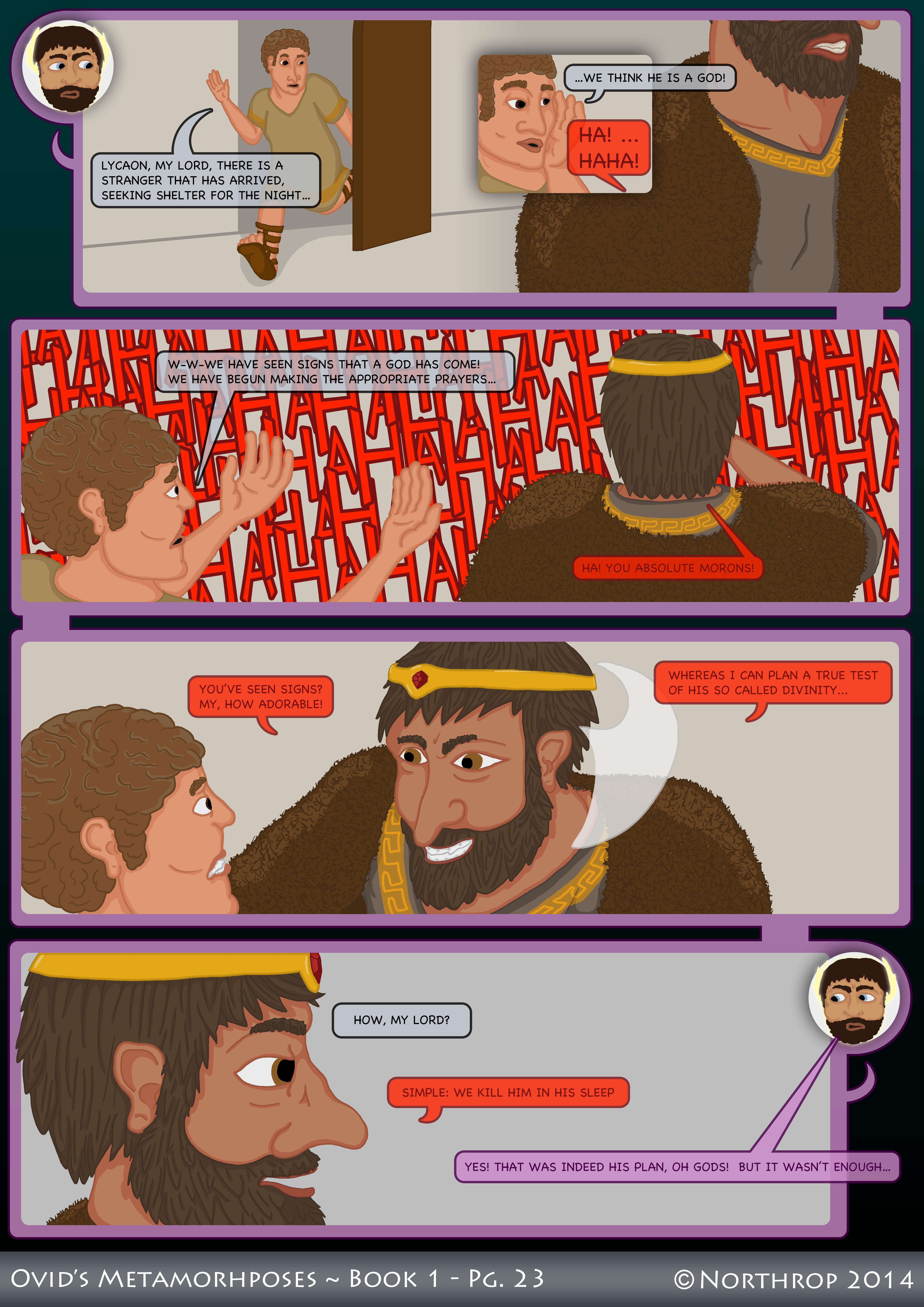 HAHAHAHAHAHAHAHAHAHA.... oh servant, you're so funny!